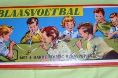 Speelgoed-Blaasvoetbal