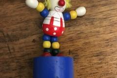 Speelgoed-Clowntje