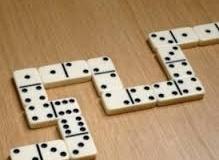 Speelgoed-Domino