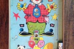 Speelgoed-Knikkerspel-Clown