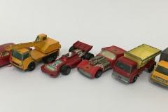 Speelgoed-autootjes